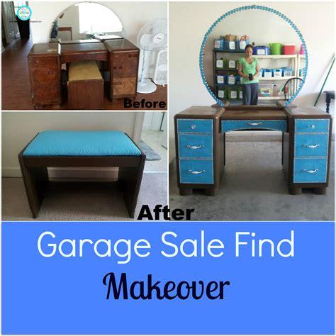 Garage Sale Finder Ri Ria S World Of Ideas Garage Sale Find Makeover