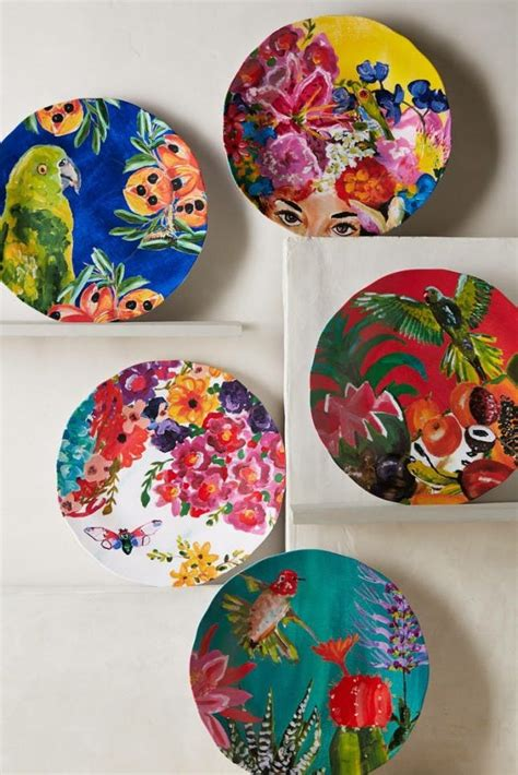 colorful plates 32 colorful dishes to brighten up mealtime brit co