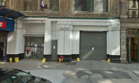 Garage In New York 1 million for parking spot in new york city s greenwich extravaganzi