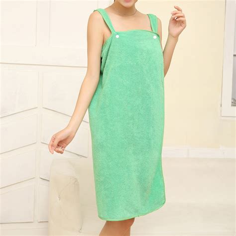 Dress Towel Pita Microfiberm Khaki 21 popular magic bath towel microfiber soft bathrobes bath skirt dress ebay