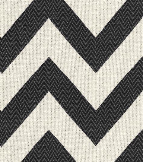 Chevron Upholstery Fabric Hgtv Home Upholstery Fabric Chevron Chic Onyx Jo