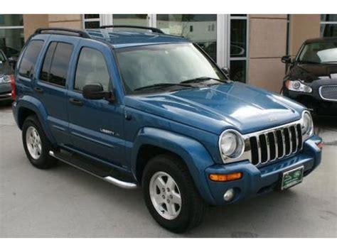 2003 Jeep Liberty Specs 2003 Jeep Liberty Limited Data Info And Specs Gtcarlot