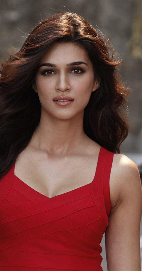 actress name with m kriti sanon imdb