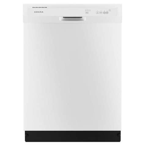 dishwasher home ge convertible portable tall tub dishwasher in white