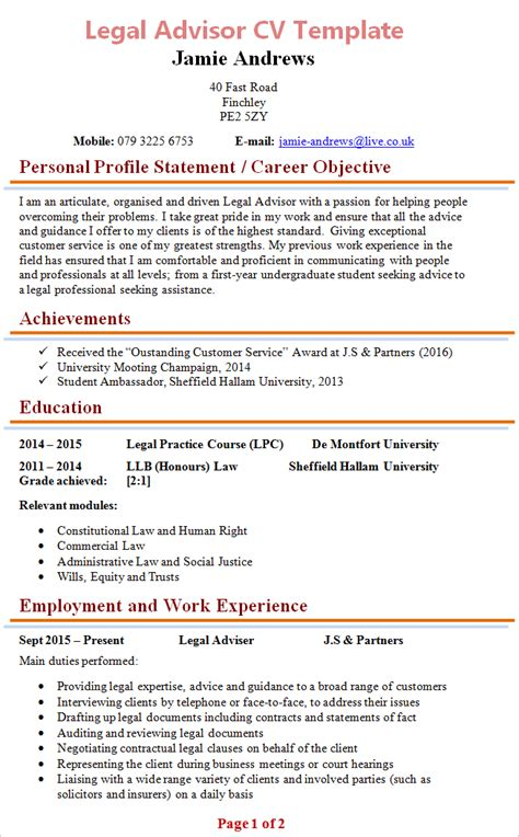 template cv for solicitor legal cv template solicitor gallery certificate design