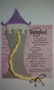 rapunzel invitations on rapunzel birthday tangled birthday and tangled