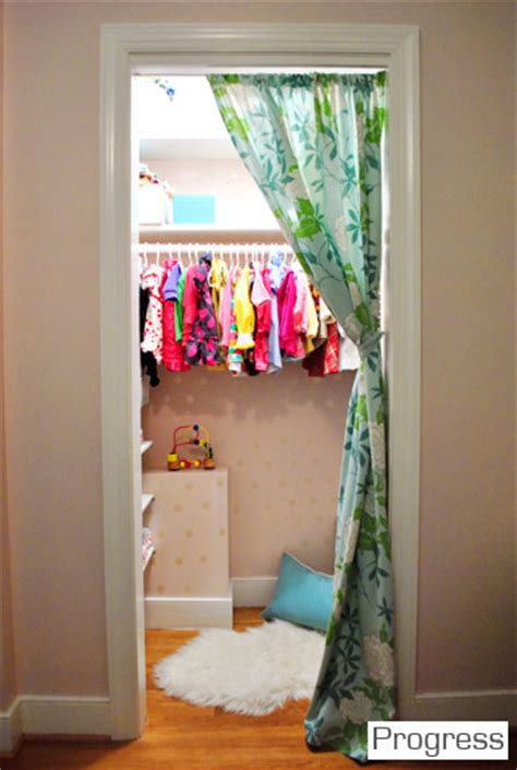 Clara Closet by Our Second House House