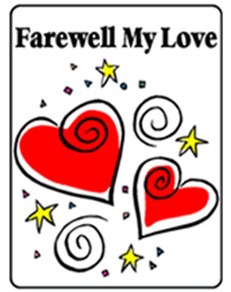 free printable greeting cards goodbye farewell clipart free clipart best