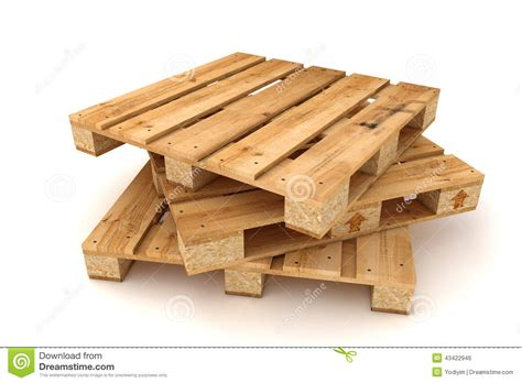 free wood pallets stack of wooden pallets stock photo image of object 43422946