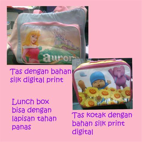 New Korean Lunch Cooler Bag Tas Dgn Lapisan Penahan Murah goodybags town goody bags