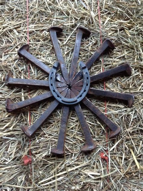 welding crafts and projects railroad spike bursting with shoe check out