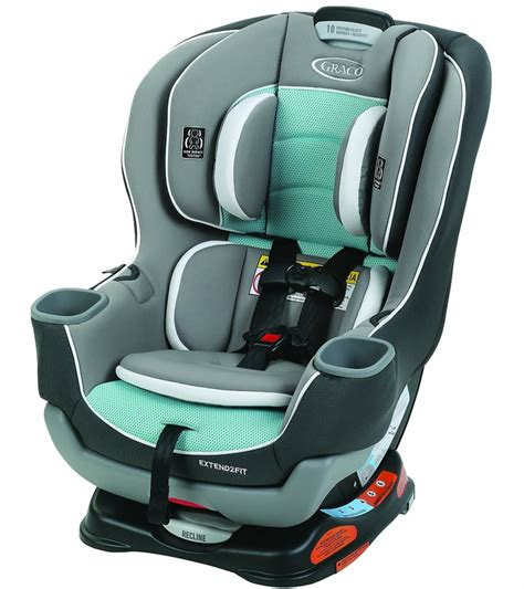 car seat for graco extend2fit convertible car seat spire