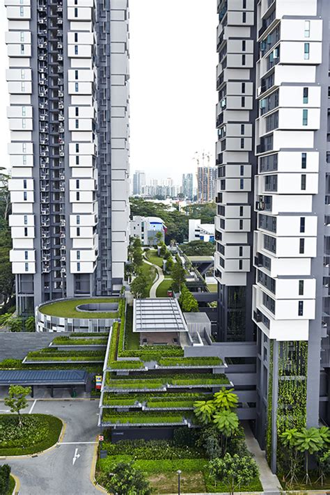 Roof Garden Design amazing hdb estates in singapore tour sky ville and sky