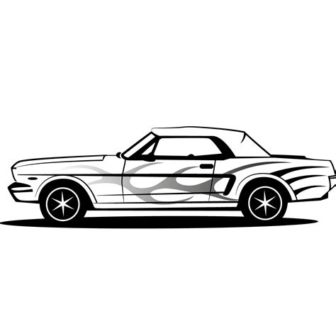 car layout vector vector car graphics clipart best