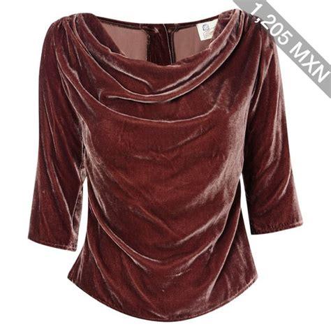 Starlet Blouse tara starlet velvet blouse clases de costura