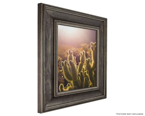 13x19 frame craig frames 13x19 inch charcoal brown picture frame
