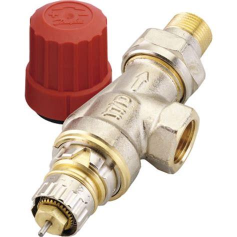 robinet radiateur danfoss corps de robinet 233 querre invers 233 e ra n 10 filetage