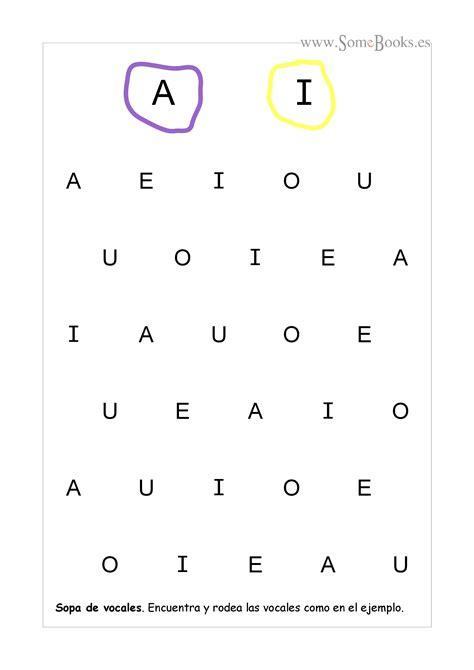 21. Crucigramas de vocales mayúsculas - SomeBooks.es