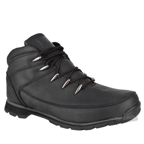 comfort boots for walking mens boys casual lace up comfort hiking walking work ankle
