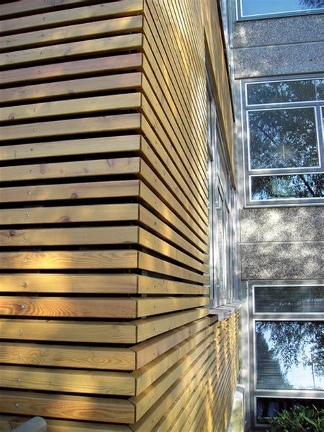 Aussenwand Holz Verkleiden Verkleidungen Fassade Rohbau Bauen Renovieren
