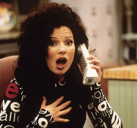 Fran Drescher Is Looking These Days by Hold The Phone Aviva And Fran Drescher Are Related
