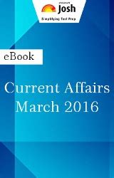 Current Affairs For Mba 2016 by Current Affairs March 2016 Ebook