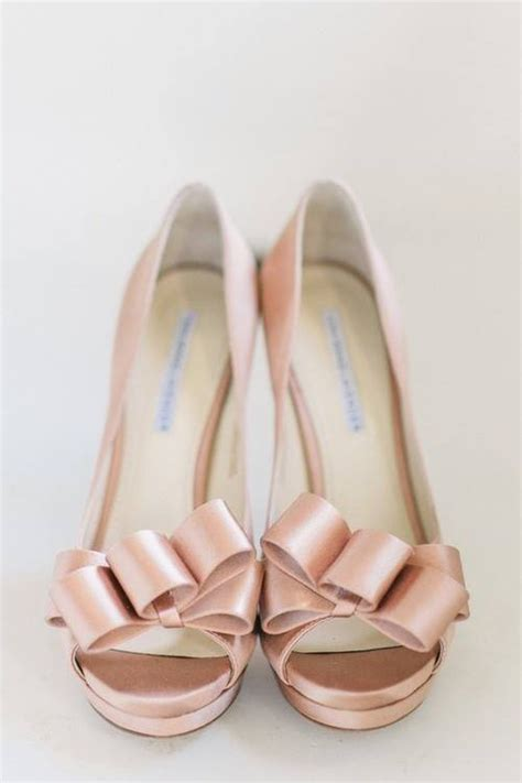 Blush Colored Shoes For Wedding by Shoes In Blush Coloured Hues Articles Easy Weddings