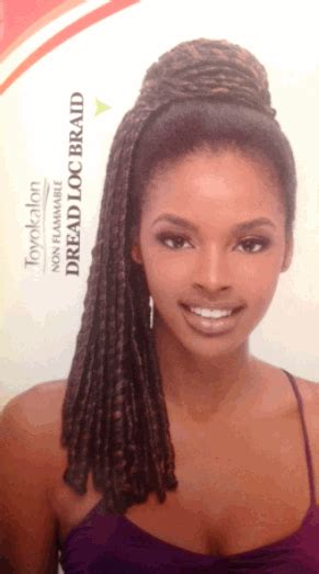 dread loc braid by janet collection janet collection toyokalon dread loc braid