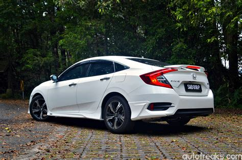 All New Civic Turbo Car Of The Year 2017 Open Indent Now impression 2016 honda civic turbo autofreaks