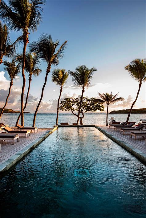 the best st barts hotels travel caribbean islands vacation destinations travel