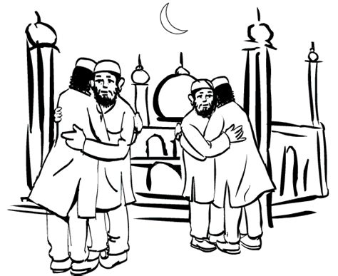 coloring pages of festivals of india eid and ramadan coloring part 3