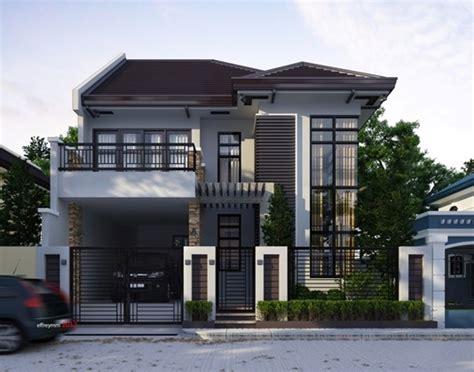 Desain Tak Depan Rumah Lantai 2   gambar desain rumah minimalis 2 lantai rumah minimalis 2016