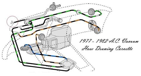 c3 corvette ac heater duct diagram c3 free engine image