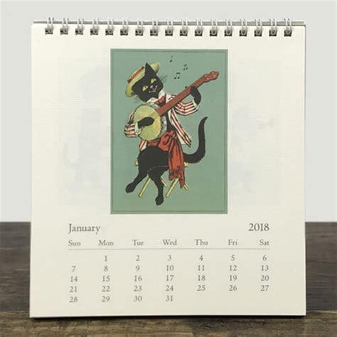 interior design editorial calendar おしゃれなデザインの2018年版カレンダーのおすすめ15選 インテリア design magazine