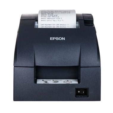 Printer Epson Tm U220b Usb Autocut Printer Kasir jual epson tmu 220 harga menarik blibli