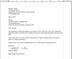 cover letter sample email