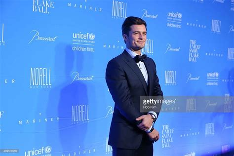 Orlando Bloom Does Details Is Wired The Entertainment by Orlando Bloom Attends 2015 Unicef Snowflake At