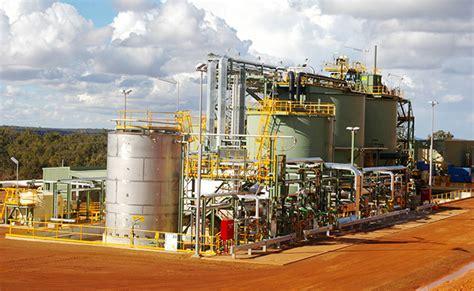 boddington gold  residue disposal system epcm tetra tech