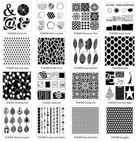 crafters workshop templates creative paper arts at everything scrapbook sts