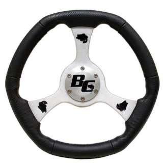 bass cat boat wheels magellano boat steering wheel black burlwood chrome marine