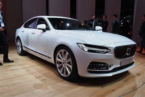 2017 Volvo S90 Video, First Look