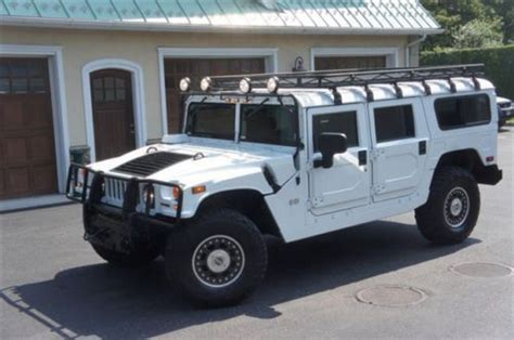 2006 hummer h1 alpha for sale buy used 2006 hummer h1 alpha for sale 2nd generation