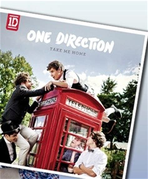 one direction take me home listening cambio