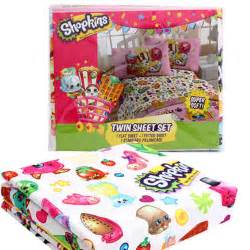 Disney Cars Twin Comforter Shopkins Strawberry Cupcake Apple Donut 3pc Twin
