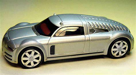 Audi Rosemeyer Concept by Emc 2000 Audi Rosemeyer Concept Car Im 1 43 Ma 223 Stab