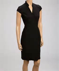 Black Dress With Collar And Cuffs » Home Design 2017
