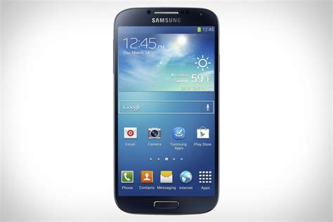 samsung galaxy s4 phone samsung galaxy s4 uncrate