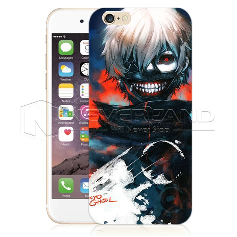 tokyo ghoul bloody anime wei 223 handyh 252 lle schutzh 252 lle h 252 lle f 252 r iphone 7 7plus ebay