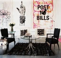 Edgy Home Decor by Design Punk Cj Dellatore