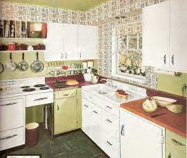 1950s kitchen rock n roll your walls dreamwall style blog
